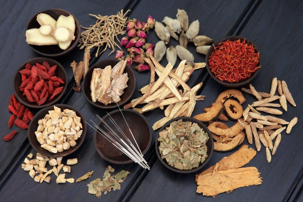 Chinese herbs 1